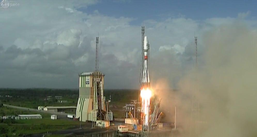 Soyuz launch SES 15 May