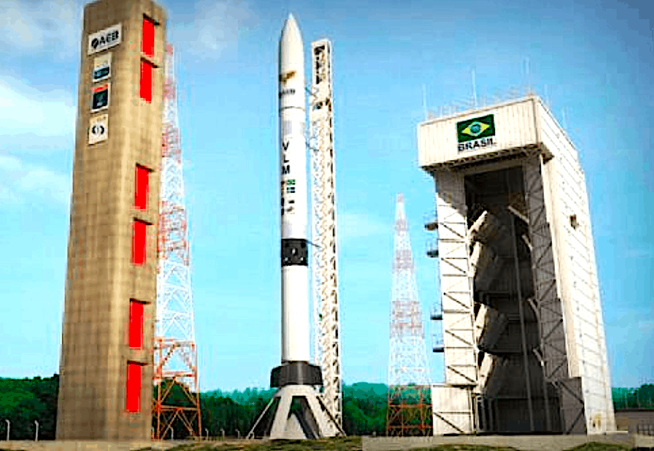 Brazil says ground test of micro-satellite launcher developed with Germany to occur this year