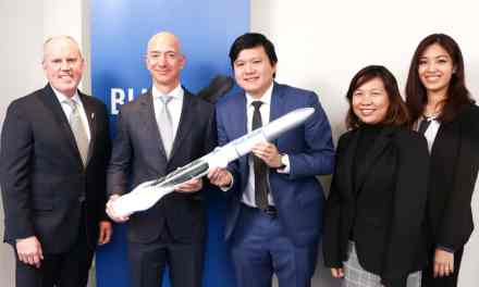 Thailand's Mu Space, with aggressive schedule, signs firm launch contract with Blue Origin