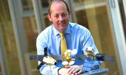 Interview: Nicolas Chamussy, Airbus Space Systems