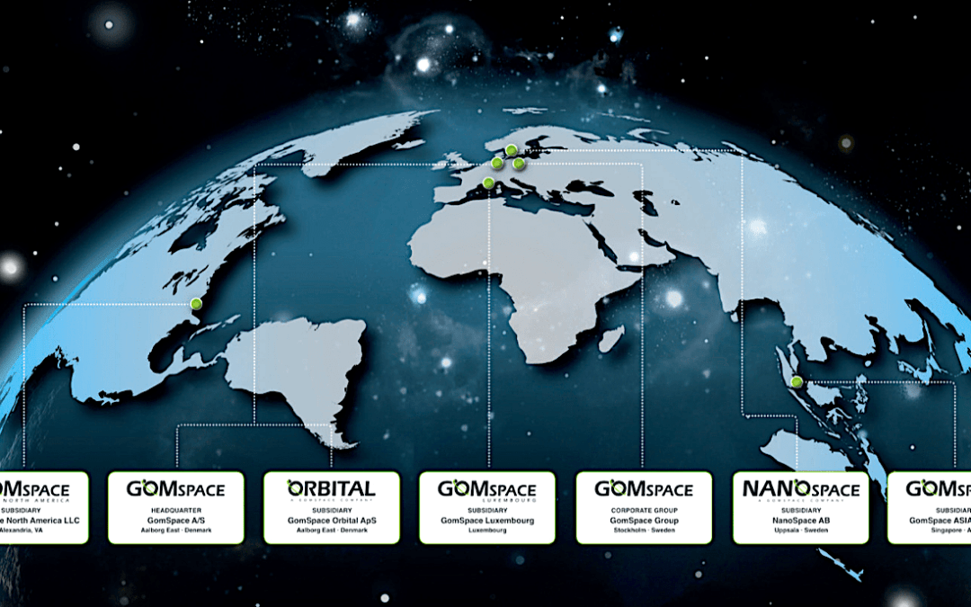 Cubesat builder GomSpace: 2017 revenue up, but larger operating loss with hiring binge