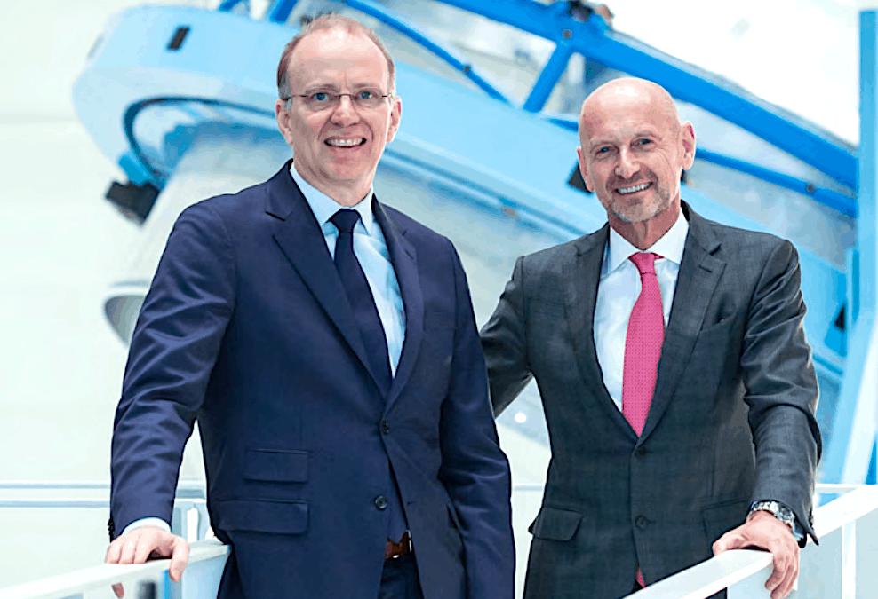 OHB, with EU Galileo and German military satellite work, expects billion-euro revenue year