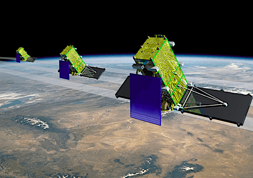 In a blow to Maxar/MDA, Canada's RCM satellites won't be available commercially, reversing 20-year Canadian government policy