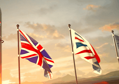 Head over heels: UK government infatuation with rockets is not a business plan