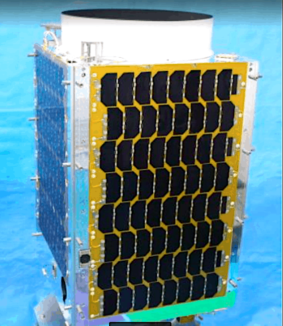 Canon reports COTS optical smallsat constellation flight-demo results