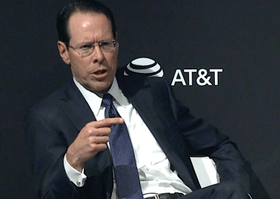 AT&T says direct-to-home television provider DirecTV will no longer buy satellites