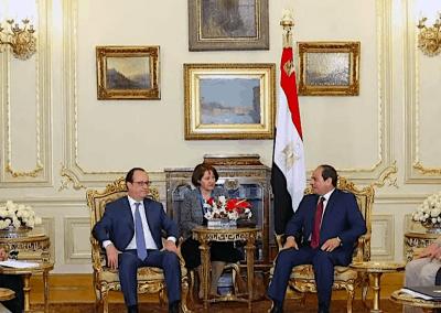 Egypt wins 2nd ITU extension for Ka-band military telecom satellite