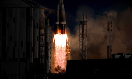 Soyuz/Fregat rocket carries 2 Russian Earth observation satellites and 26 ride-share smallsats into separate orbits