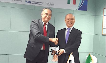 Korean military selects Thales Alenia Space Italy for 4 radar satellites