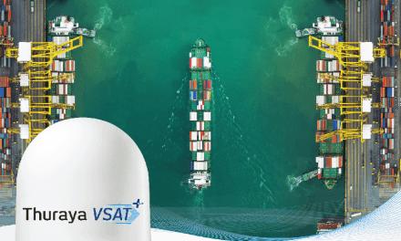 Thuraya teams with Panasonic's ITC Global to add global Ku-band layer to Thuraya's maritime service