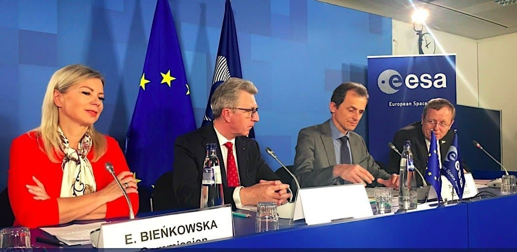 ESA and the European Union, condemned to work together, restart joint Space Council after 8-year interruption