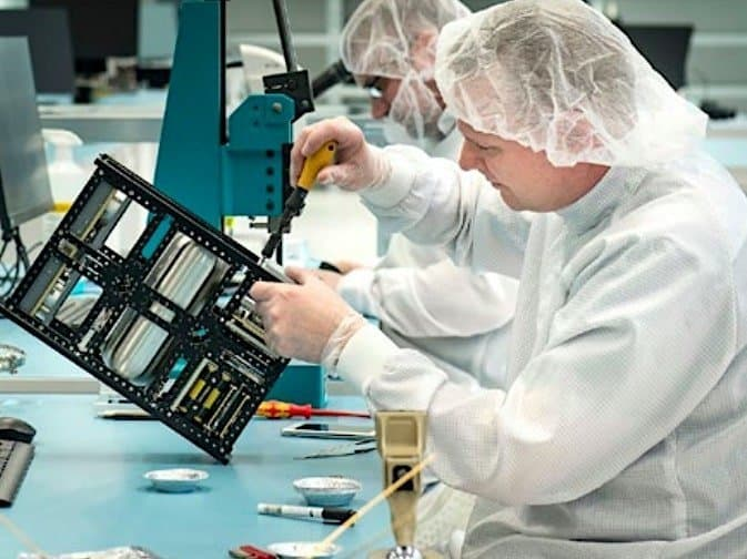 Cubesat bulder GomSpace sees New Space slowdown as satellite startups seek to conserve cash