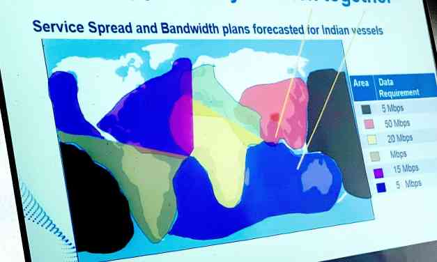 Without its own satellite over Asia, Hughes aims at backhaul, maritime, 4G/LTE markets; says 5G's 'wonderful news'