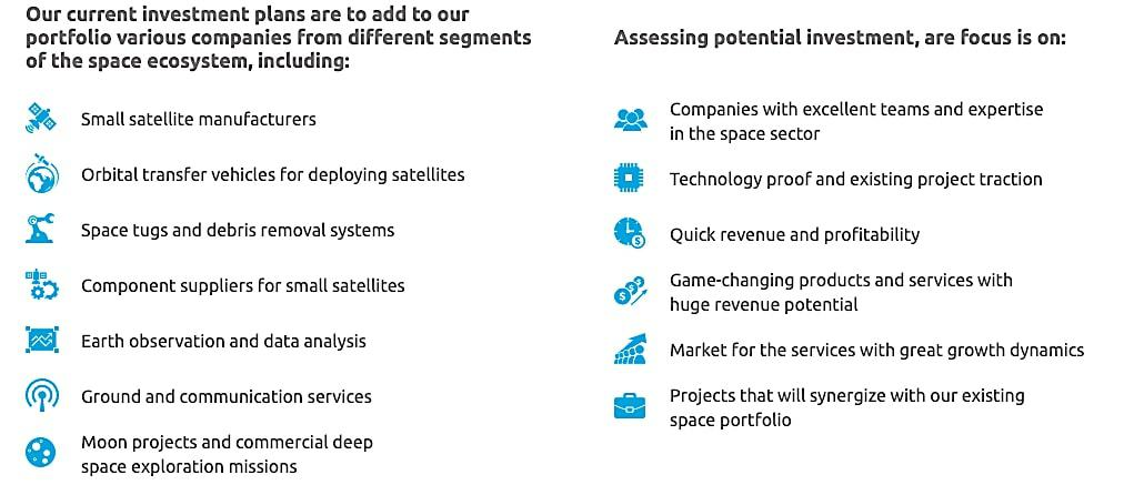 Noosphere Ventures: Firefly's launch vehicle, then data