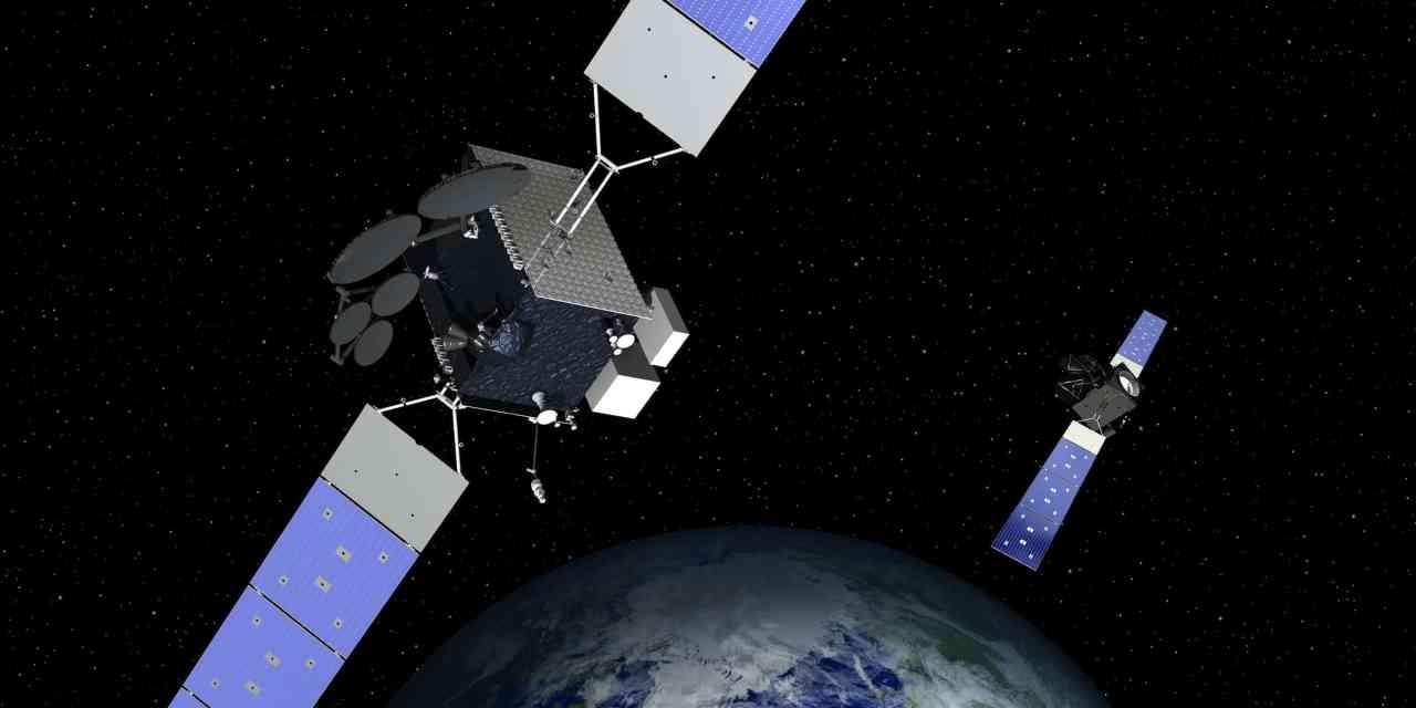 Space Norway orders 2 Northrop Grumman satellites with USAF & Inmarsat as customers; SpaceX launch in 2022