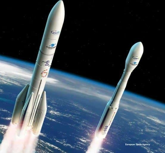 European governments prepare $2.95-billion cost-offset package for Ariane 6 and Vega-C contractors