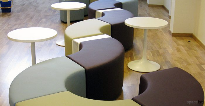 Modular Library Seating Spaceist London