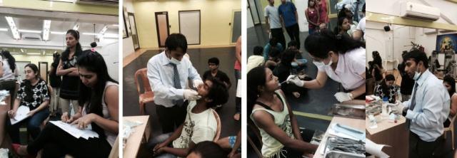 Dental Awarness Camp - 1-2