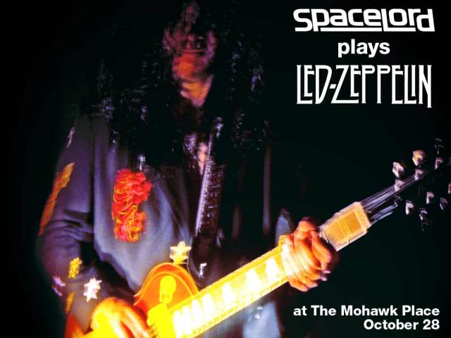 Spacelord plays Led Zeppelin