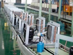 Spaceman Cooler Line Production