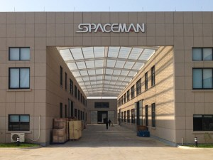 Exterior Spaceman