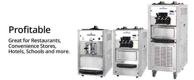 Soft Serve Machines for Restaurants