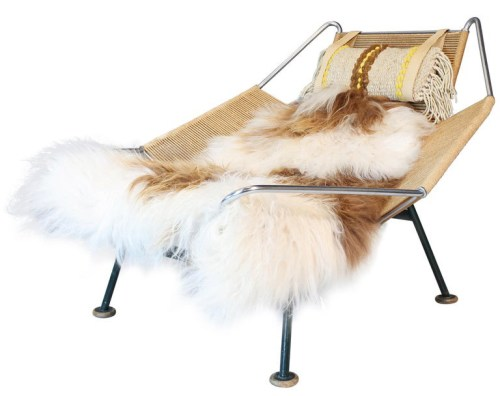 Mid Century Modern Seating - Hans Wegner Chair