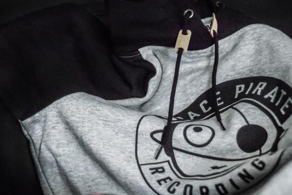 Space Pirate Recordings hoodie