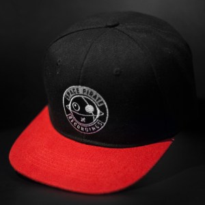 Space Pirate Recordings Cap