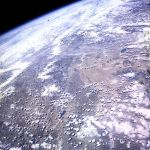 Tibet From Orbit