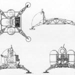 Proposed Lunar Lander