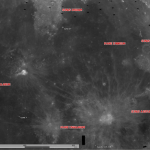 Luna 8 Impact point.