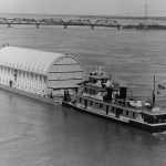 Test of the Palaemon Barge