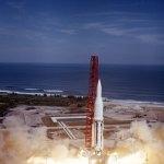 Saturn SA-3 Launch