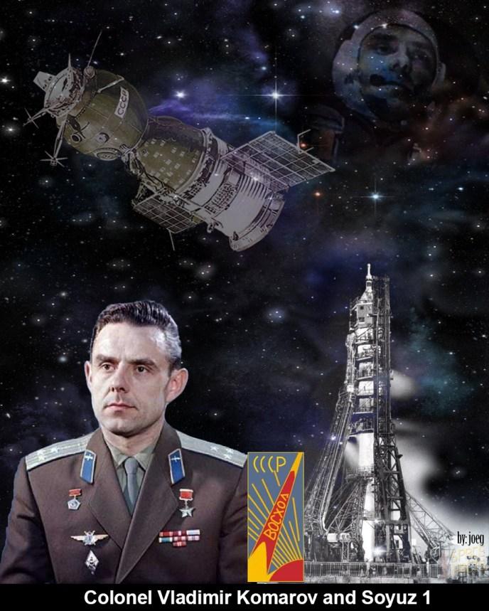 Validmir Komarov by Joe G.
