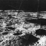 Surveyor 6 on the plains of Sinus Medii