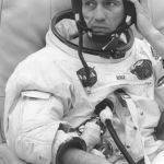 Donn Eisele prior to launch