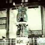 Soyuz 7K-oK assembly credit RKK Energia