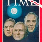 The Crew of Apollo 8 on the cover of Time Magazine