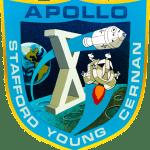 Apollo 10 logo