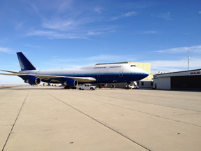 Scaled Composites Salvaging 747 for Stratolaunch Mothership