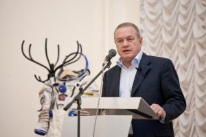 Head of Energia, Vitaly Lopota (Credits: St. Petersburg State National Reseacrh Polytechnic).