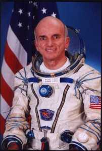 The first space tourist, Denis Tito, is planning to send a misssion to Mars and back in 5 years (Credits: Roscosmos).
