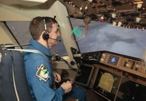 Flight Simulation in Space Travel
