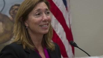 NASA Deputy Administrator Lori Garver (Credits: NASA).