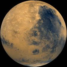 The Red Planet is the next natural step in humanity's exploration of the cosmos - however living on the surface as humans adapted to life on Earth is medically challenging   (Credit: NASA).
