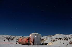 This is the Mars Desert Research Station (MDRS), located in the Utah Desert it is one of the four Mars-like bases scattered across the globe that gathers key research into life on Mars including fields such as biology and geology  (Credit: The Mars Society).