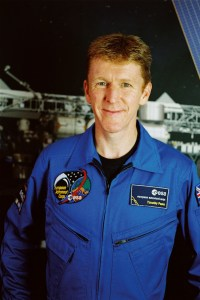 ESA astronaut Timothy Peake is preparing to take part in the International Space Station collaboration (Credits: ESA).