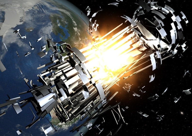Batteries in Space: A Space Debris Disaster In The Making?