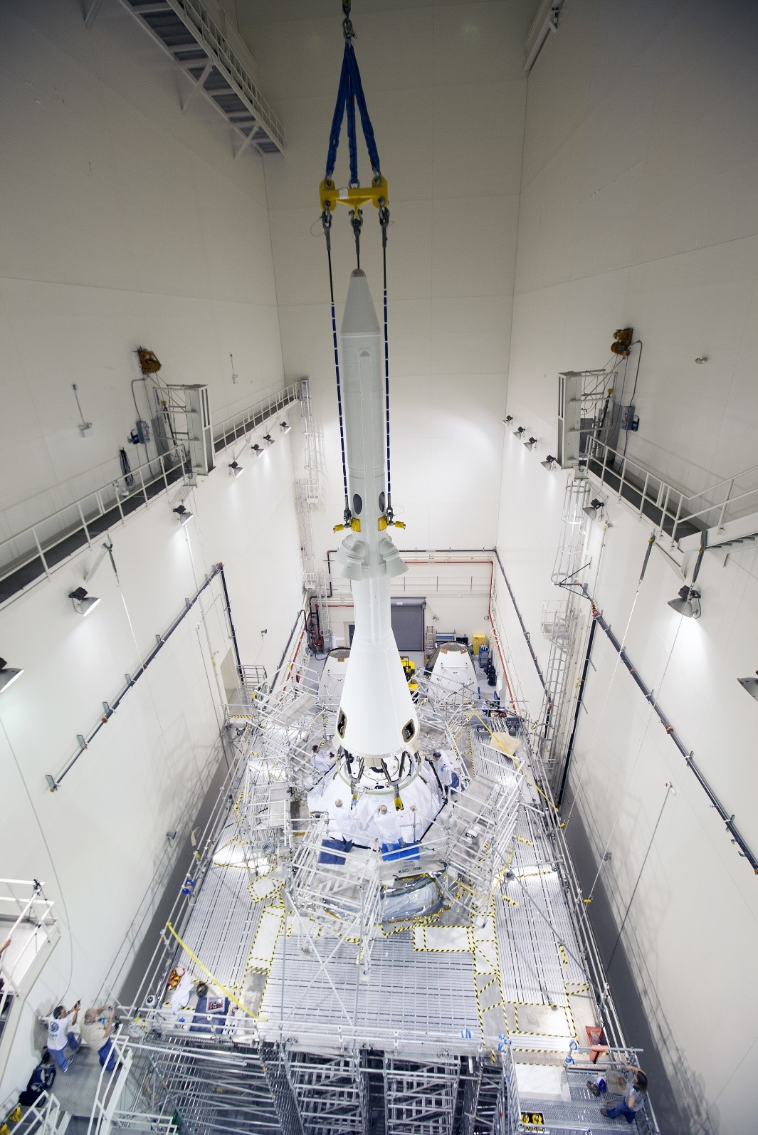Orion Spacecraft – Exploration Flight Test-1